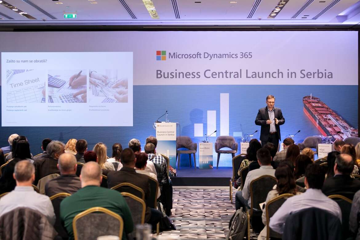 Prva Dynamics 365 Business Central Cloud implementacija u Srbiji