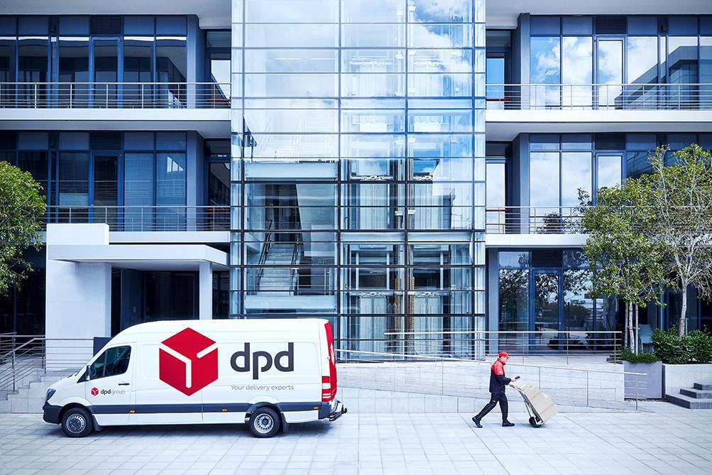 DPD Austria - Data packages available in seconds