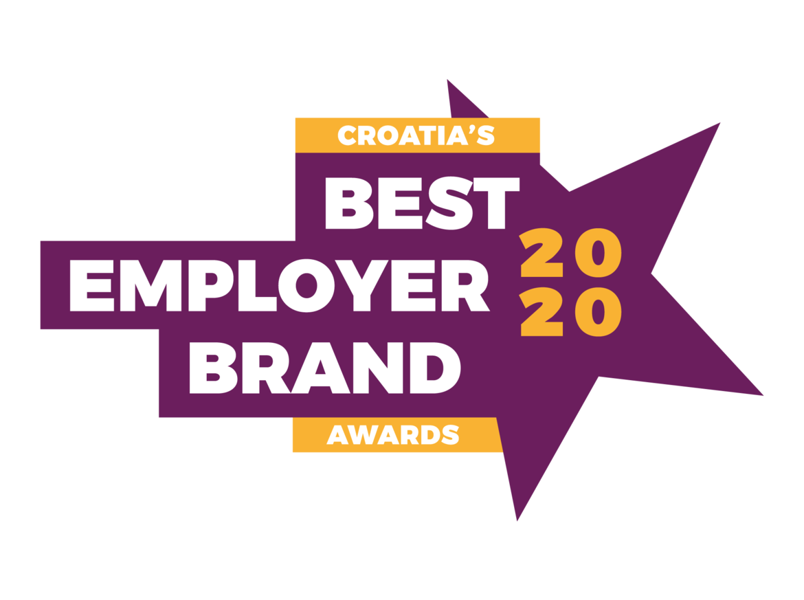 BE-terna won Croatia Best Employer Award 2020