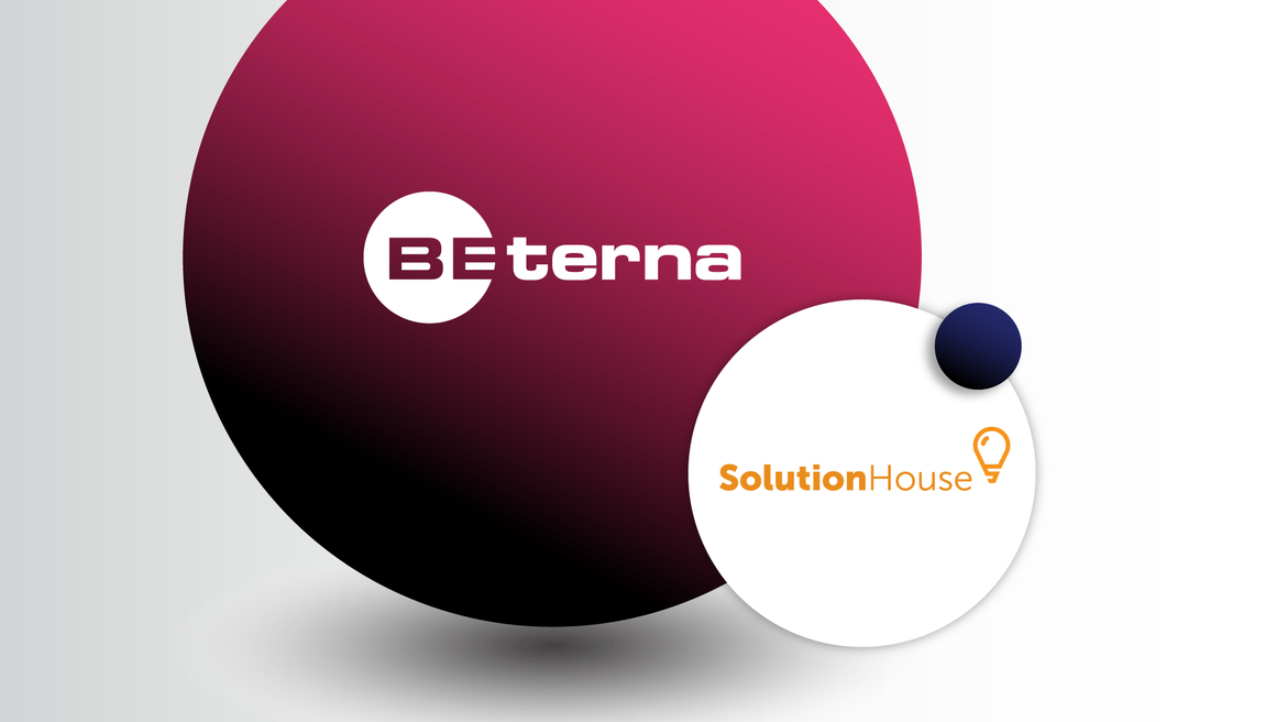 BE-terna and Danish/Dutch Microsoft Dynamics 365 specialists SolutionHouse go forward together
